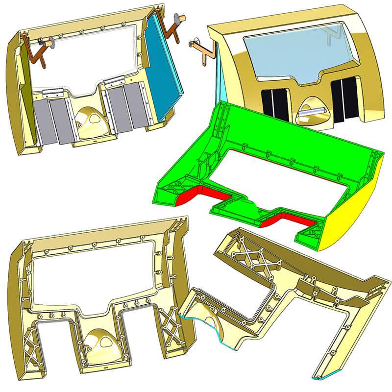 Structural Foam Molding